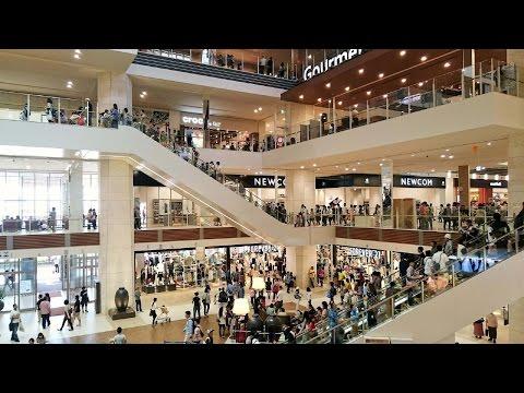 AEON super market activity part 01 - Visit Cambodia 2017