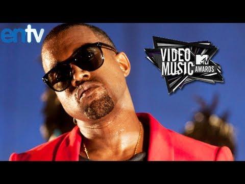 Kanye West Performing Yeezus at 2013 MTV VMAs