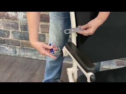 FOLD & GO WHEELCHAIRS® | MagSHOCK® Maintenance
