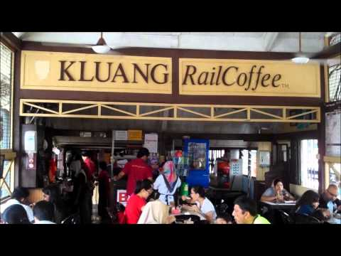 Kluang Railway Station