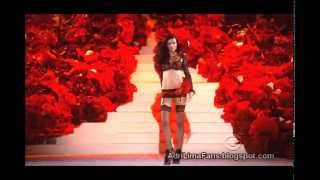 just adriana lima at vsfs 2011 2012 victoria s secret fashion show