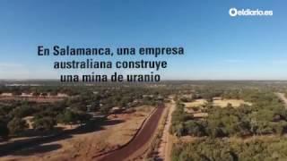En Salamanca, una empresa multada por obras sin licencias está construyendo una mina de uranio