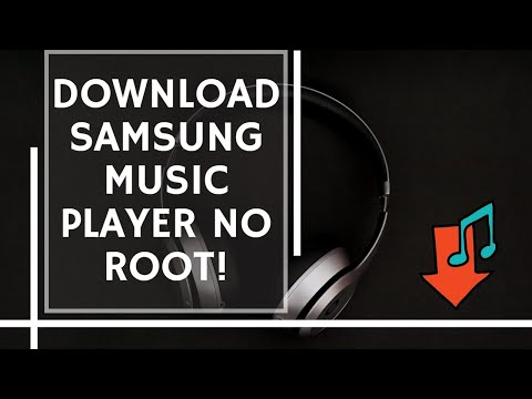 How to inatall Samsung Galaxy S8 music player on any samsung phone •NO ROOT•(ANDROID 6.0.1 - 7.0)