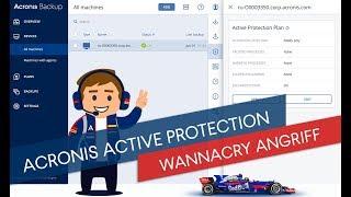 Wie Acronis Active Protection vor Ransomware schützt: eine real-time Schulungsdemo