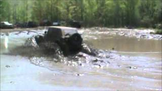 Friday 4x4 Spring Mud Bog 2015 pt 2