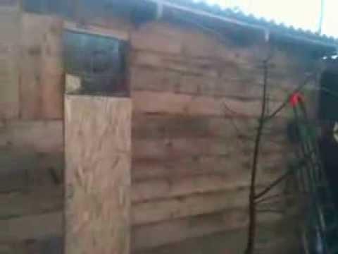 видео: Как самому построить баню с нуля за месяц
