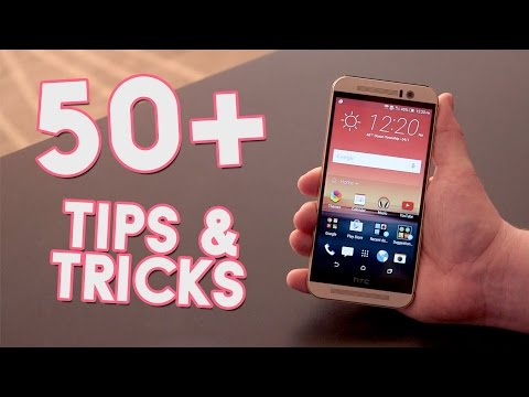 50+ Tips & Tricks for the HTC One M9!