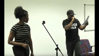 Oxygen Translated into Hip Hop Theatre: the full performance