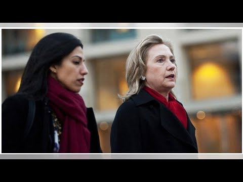 Expert: Clinton Aide Remains Married to Pedophile for Immunity