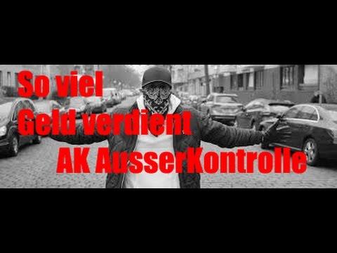 SO VIEL GELD VERDIENT AK AusserKontrolle! ✖️10 Unbekannte FAKTEN über AK AusserKontrolle✖️