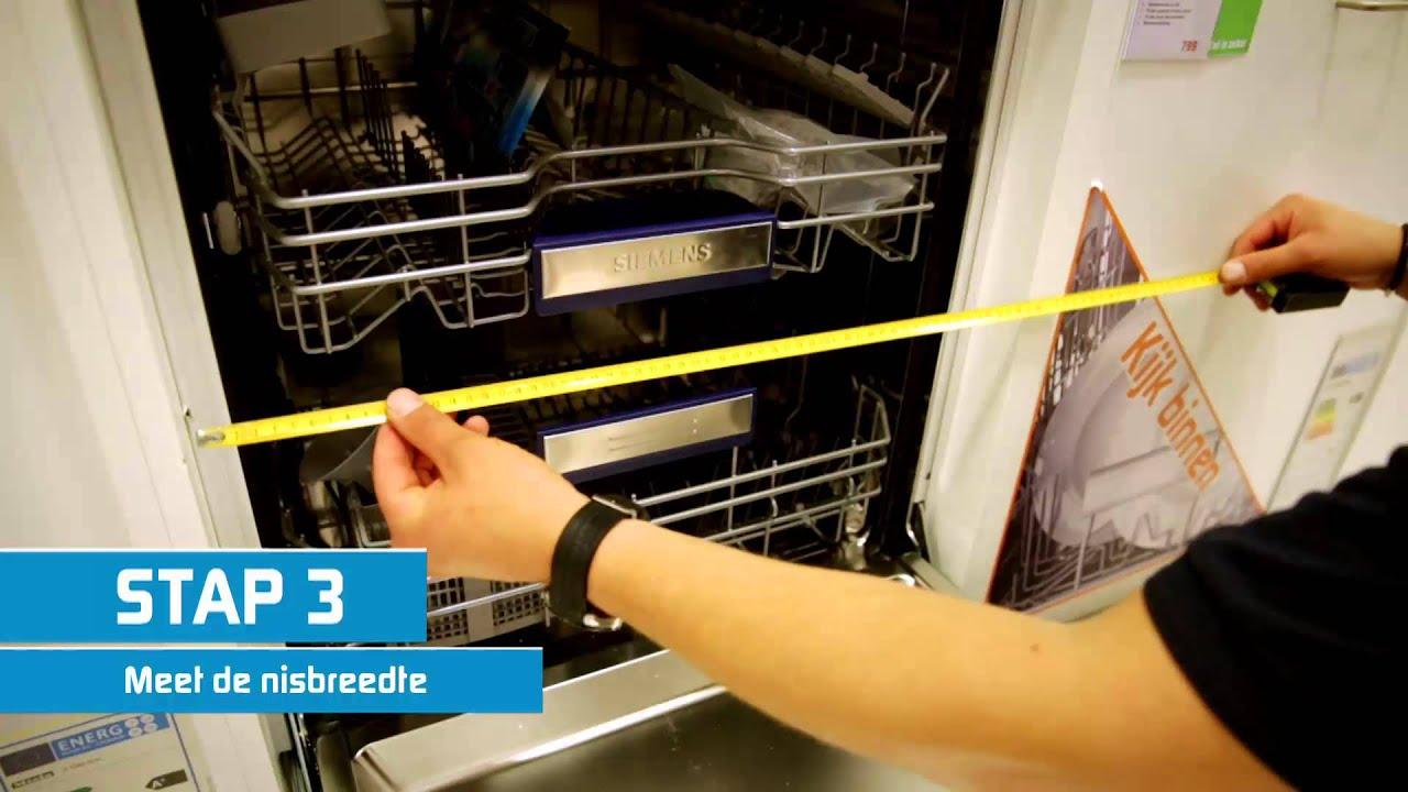 Afvalbak Keuken Ikea : Wat moet ik doen als mijn inbouw vaatwasser vervangen moet worden