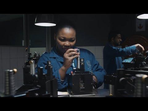 Fashionscapes: The Diamonds of Botswana