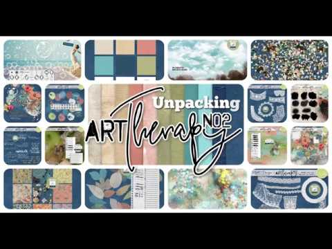 artTherapy No2 - UNPACKING - by NBK-Design