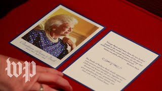 Watch Barbara Bush's funeral service