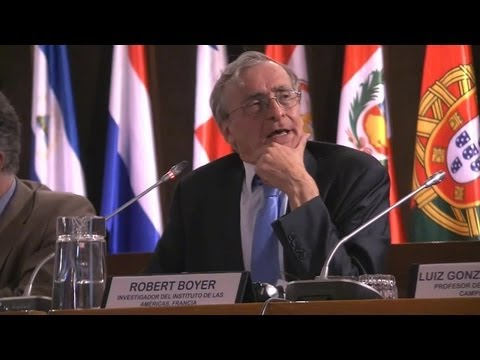 Robert Boyer: Development theories and policies after the world crisis