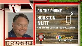 Nutt: 'Difficult' to see D.J. Durkin keeping job