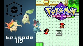 Pokemon Crystal 2.0 Walkthrough (Rom Hack) - #9