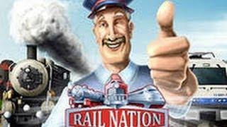 обзор браузерных онлаин игр №1 (Rail Nation)