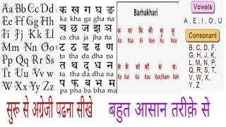 english kaise sikhe    इंग्लिश पढ़ना कैसे सीखे