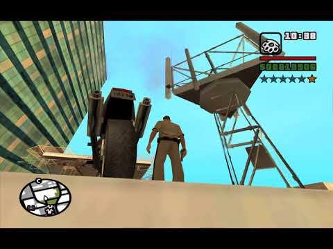 GTA SA Busted 5