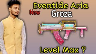New GROZA Level Max ? / Star ANONYMOUS / PUBG MOBILE