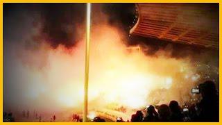 Pyroshow Raja Casablanca vs. Khenifra - 03/01/2015
