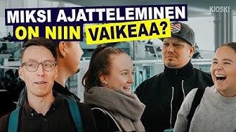 Maailman lyhin älykkyystesti! - TIEDE-HENKKA | Yle Kioski
