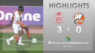 Hassania Agadir 3-0 FC San Pédro   HIGHLIGHTS   Match Day 4   TotalCAFCC