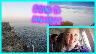Flying To Mallorca! | JasJustVlogging
