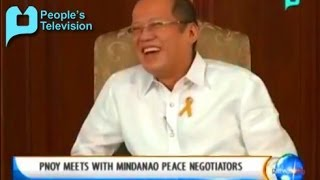 NewsLife: VP Binay optimistic on peace process in Mindanao || Jan. 30,