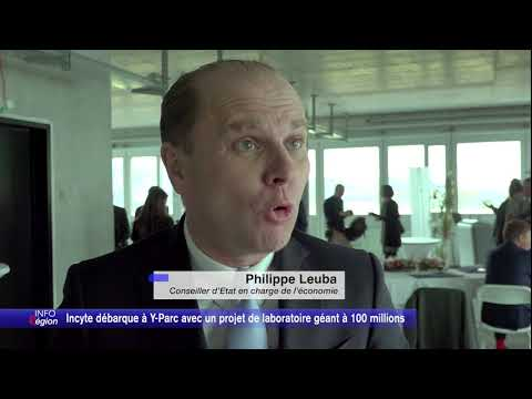 Incyte débarque à Y-Parc avec un projet de laboratoire géant à 100 millions
