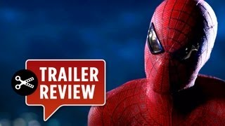 Instant Trailer Review - The Amazing Spider-Man 4-Minute Preview (2012)