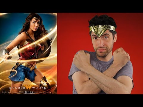Wonder Woman - Movie Review