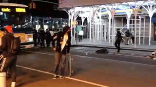 Репортаж казахстанца о митингах в Нью-Йорке