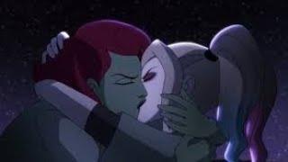 Harley Quinn 2x12 - Harley Kiss Poison Ivy - Harley Quinn Season 2 Episode 12