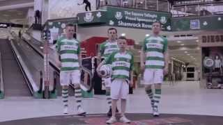 """Irish Mini Messi - """"The Chase""""  Commercial June 2014"""