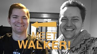 Meet Walker: Our Lead Actor!