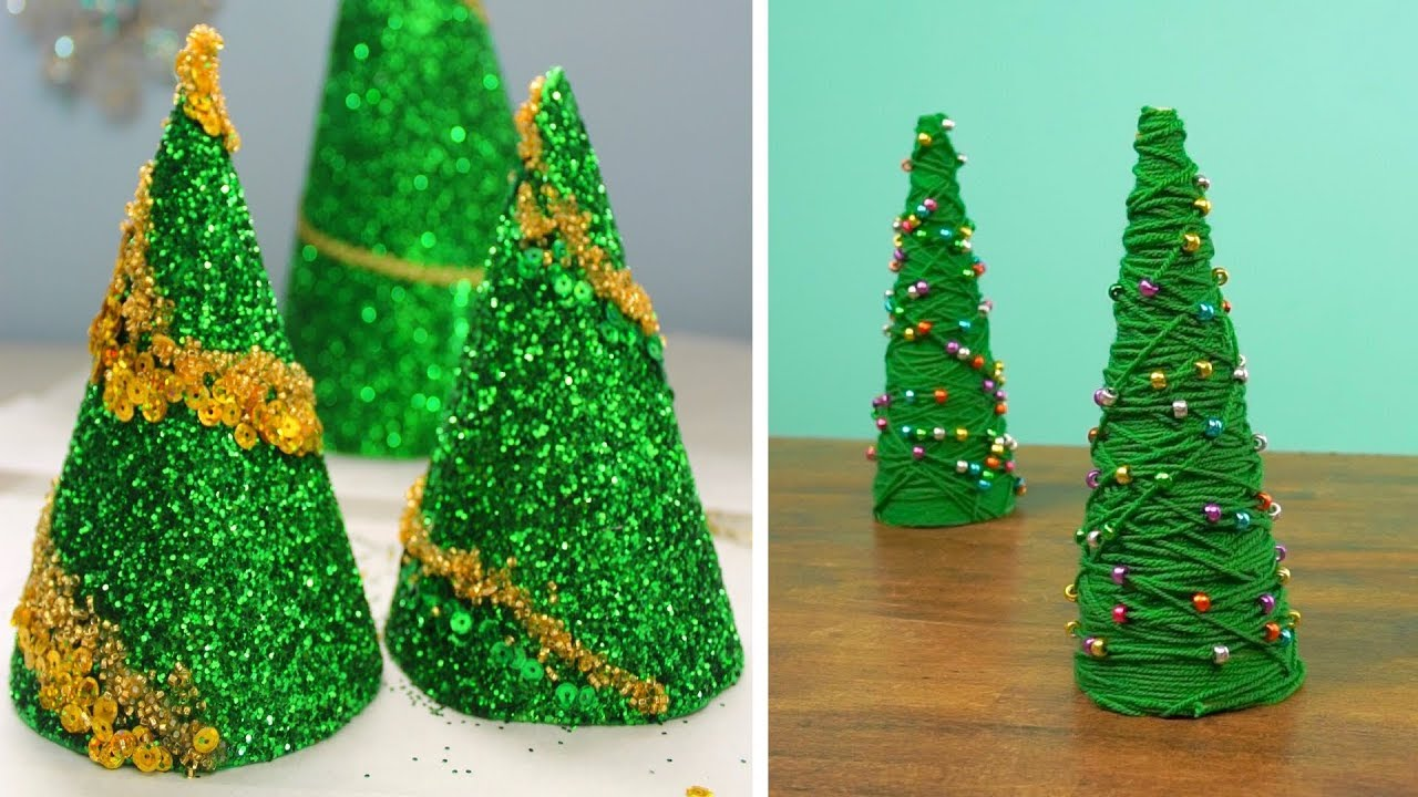 3 diy room decor diy projects for christmas 2019 15 minute crafts compilations 02