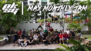 Parkour Singapore | May Monthly Jam