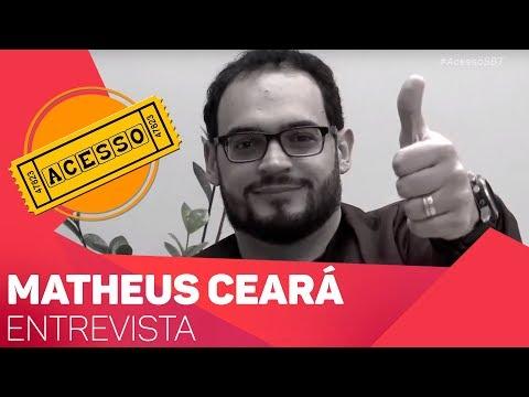 Entrevista com o humorista Matheus Ceará - TV SOROCABA/SBT