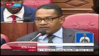 Treasury CS Rotich appears before joint select committee for IEBC talks
