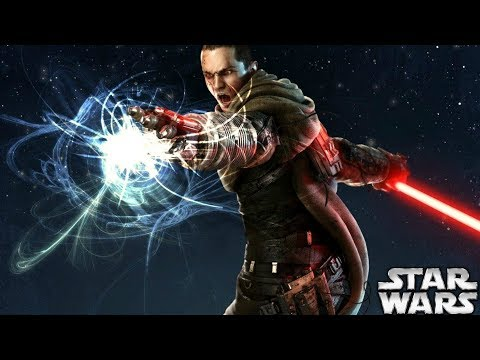 The FORBIDDEN Force Ability That Only Starkiller Used - Star Wars Explained