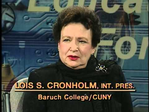 Education Forum: Baruch College/CUNY
