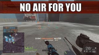 No Air For You | PC | Attack Chopper w/ HardDriv3R35