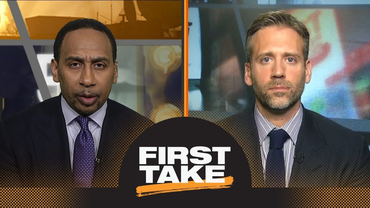First Take previews Cavaliers vs. Raptors Game 1 | First Take | ESPN