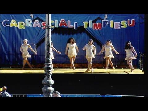 Carnevale Tempiese 2019 - Sfilata Domenica - 1° parte