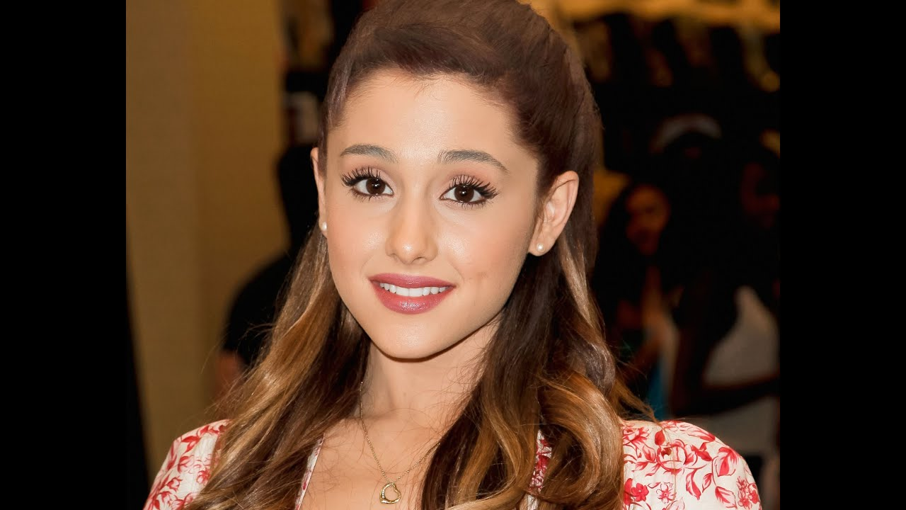 top 10 unknown facts about ariana grande youtube