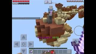 Игра в прятки на сервере Minecraft SkyWars