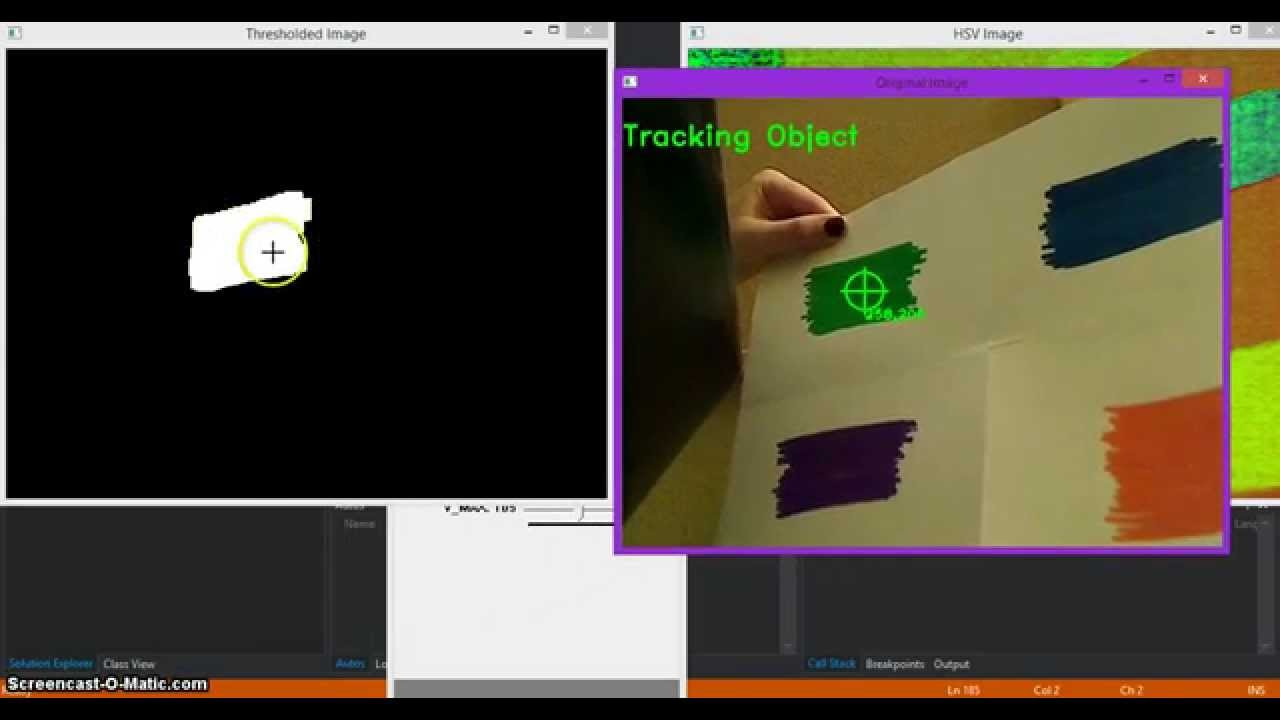 Object Color Detection Opencv C | mountainstyle co