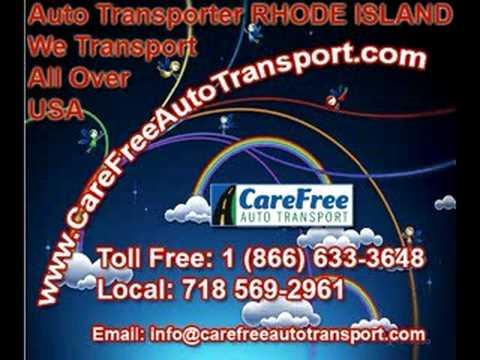 Auto Transport Rhode Island